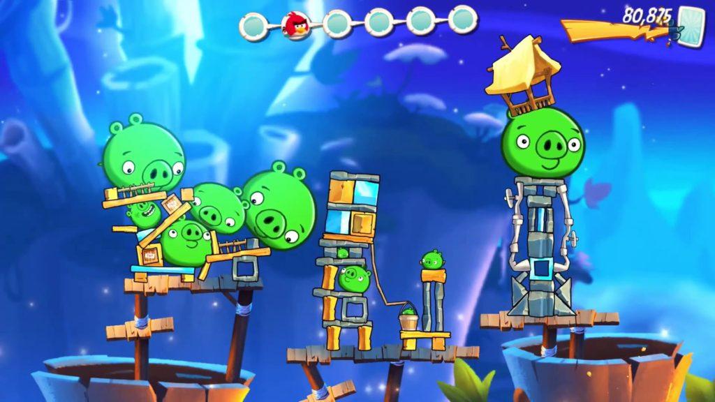 Angry Birds 2 cheats tips