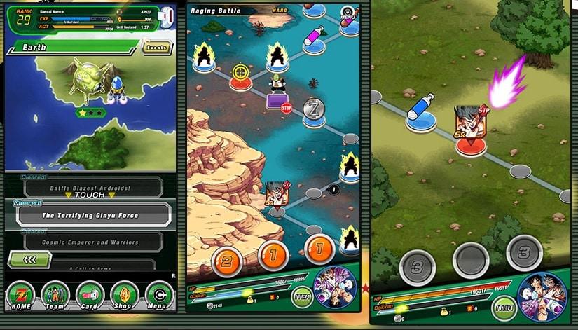 Dragon Ball Z Dokkan Battle ki meter
