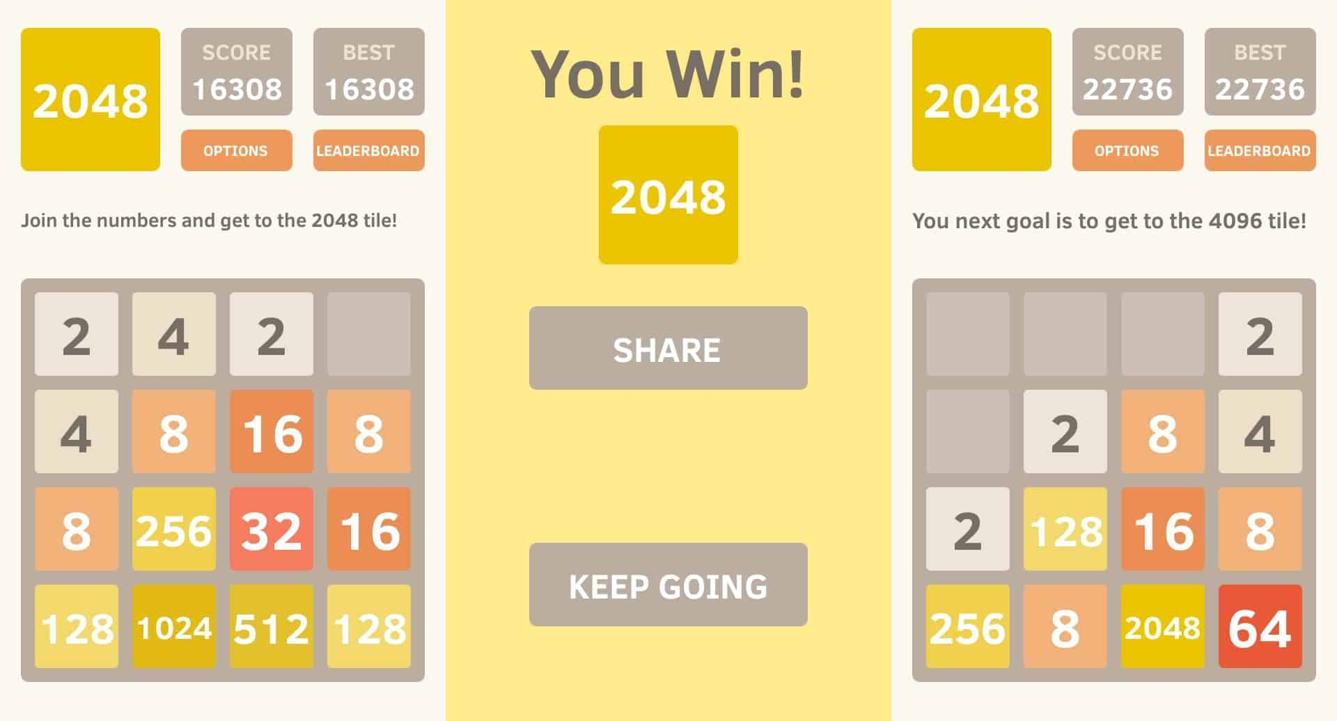 2048 Cheats: 4 Tips to Help You Reach the Tile
