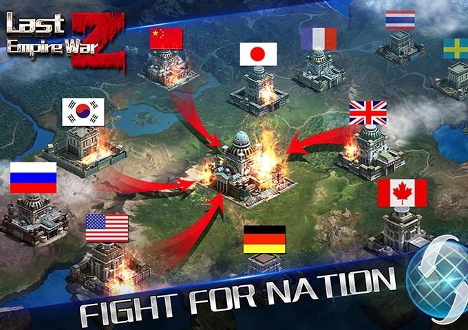 Last Empire-War Z troops