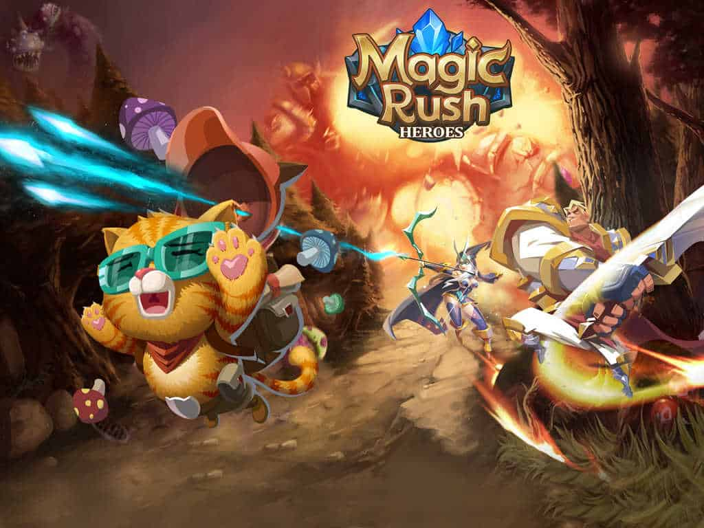 magic rush heroes tipps deutsch