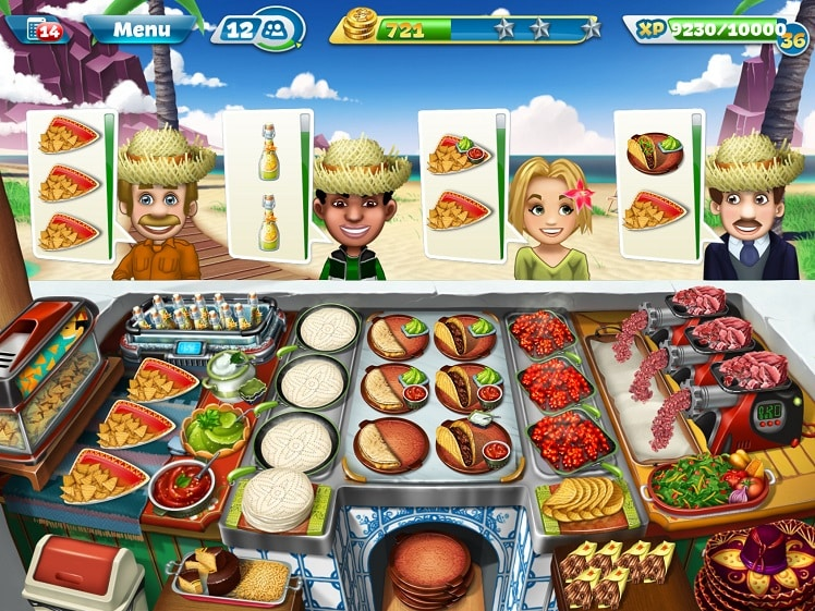 download Cooking Fever windows free