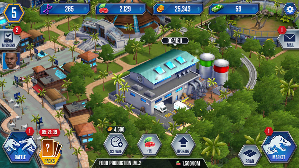 download Jurassic World The Game pc windows