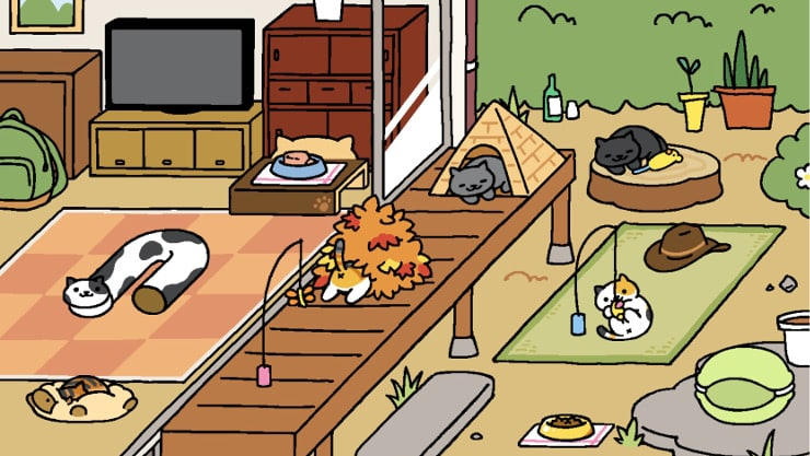 download Neko Atsume Kitty Collector free