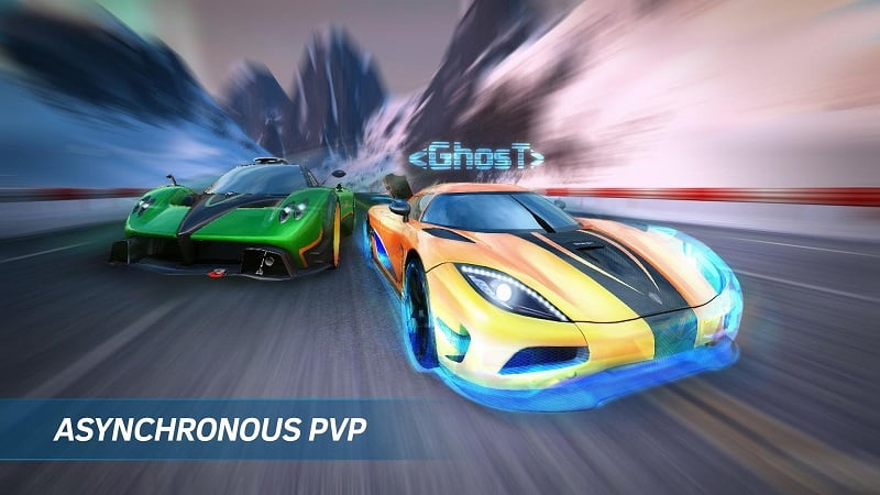 download Asphalt Nitro apk windows