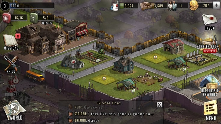 download The Walking Dead Road to Survival apk