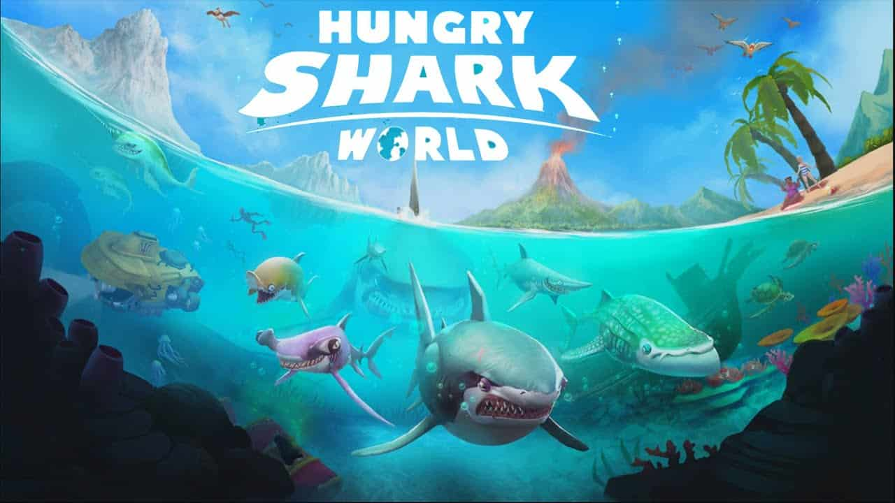 Image currently unavailable. Go to www.generator.helphack.com and choose Hungry Shark World image, you will be redirect to Hungry Shark World Generator site.