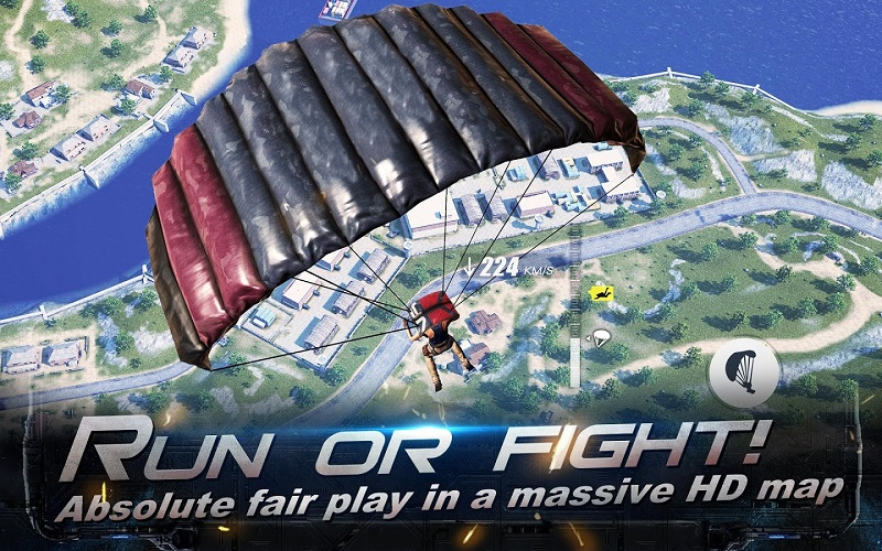 rules of survival free play