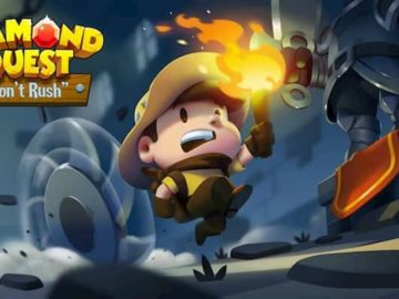 Diamond Quest: Don't Rush! for PC (Windows/MAC Download)