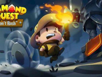 Diamond Quest: Don't Rush! for PC (Windows/MAC Download)