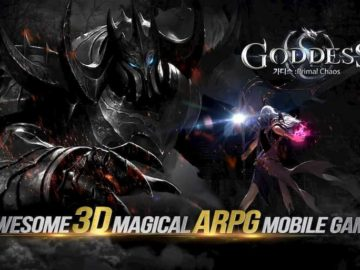 Goddess: Primal Chaos for PC (Windows/MAC Download)