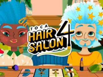 Toca Hair Salon 4 for PC (Windows/MAC Download)