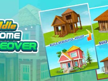 Idle Home Makeover for PC (Windows/MAC Download)