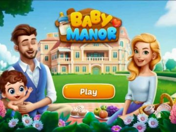 Baby Manor for PC (Windows/MAC Download)