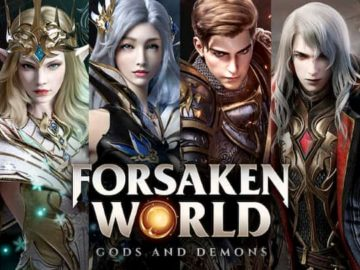 Forsaken World: Gods and Demons for PC (Windows/MAC Download)