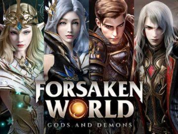 Forsaken World: Gods and Demons for PC (Windows/MAC Download)
