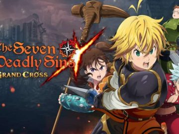 The Seven Deadly Sins: Grand Cross for PC (Windows/MAC Download)