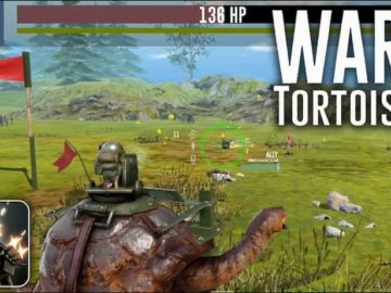 War Tortoise 2 for PC (Windows/MAC Download)